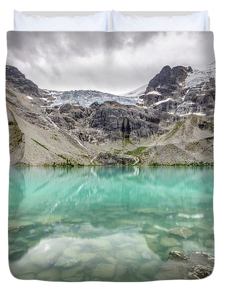 Super Natural British Columbia Duvet Cover
