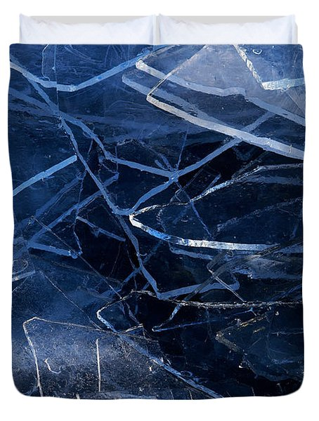 Superior Ice Duvet Cover