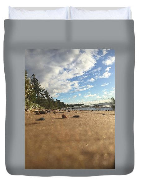 Superior Shore Duvet Cover
