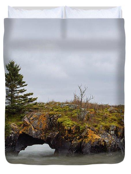 Superior Shores Duvet Cover