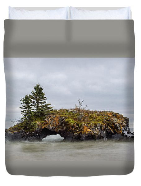 Superior Shores Duvet Cover