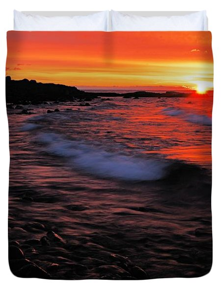 Superior Sunrise 2 Duvet Cover