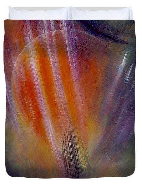 Supernova Duvet Cover