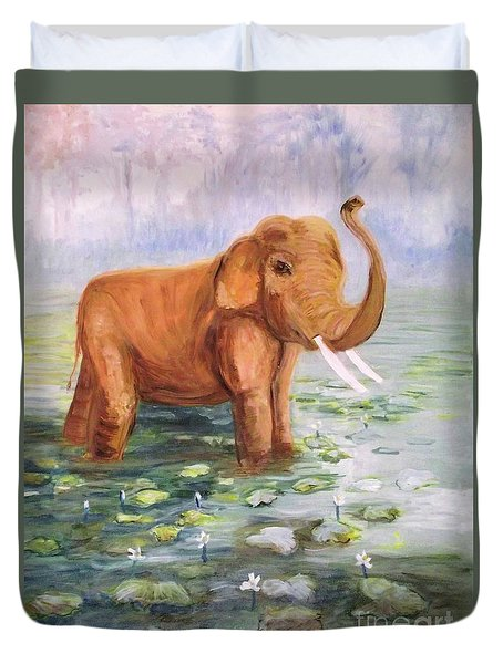 Suraj The Champion - Limited Edition Prints 1-75 Duvet Cover