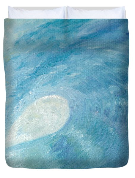 Surf Dreams Duvet Cover