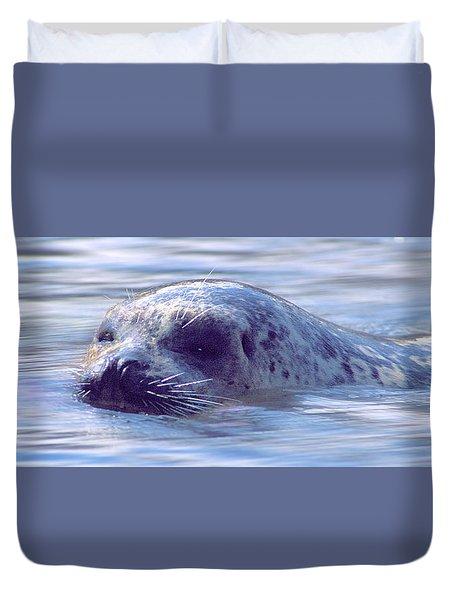 Surfacing Seal Duvet Cover
