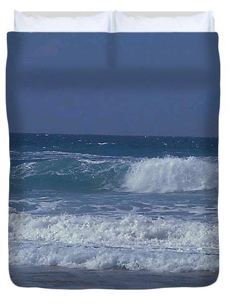 Surfers Paradise Duvet Cover