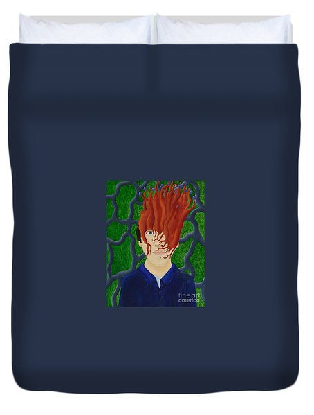 Surreal Me Duvet Cover
