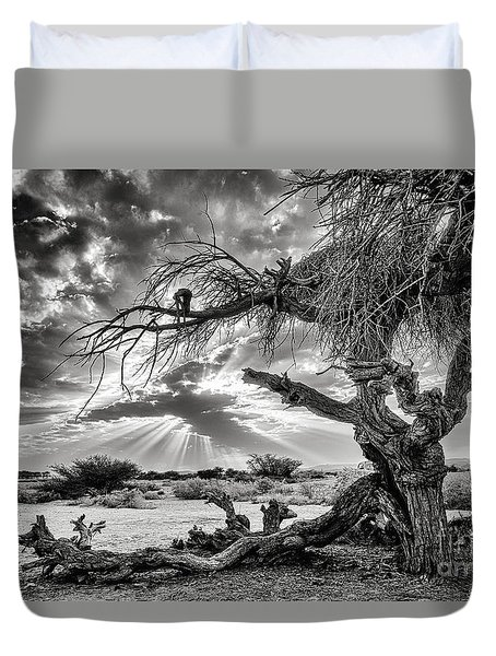 Surrealism At Its Best Duvet Cover