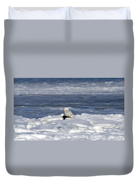 Survival  Duvet Cover