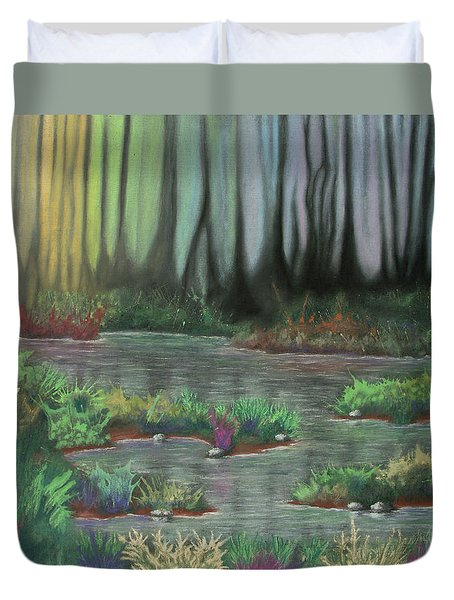 Swamp Things 01 Duvet Cover
