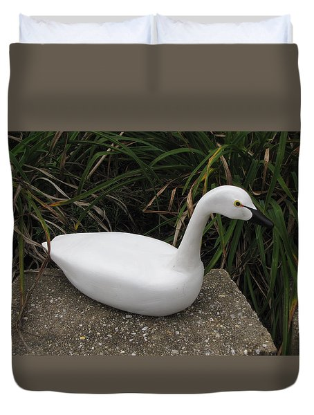 Swan-derful Duvet Cover