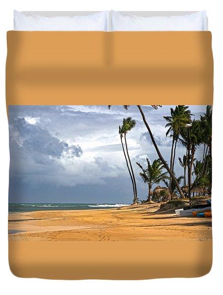 Sway Duvet Cover