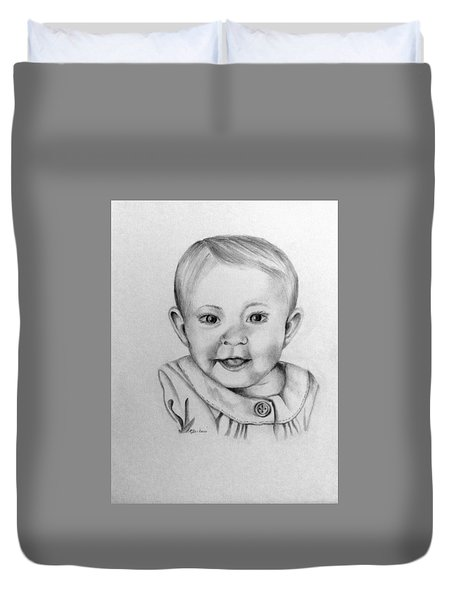 Sweet Baby Duvet Cover