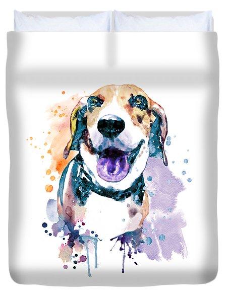 Sweet Beagle Duvet Cover