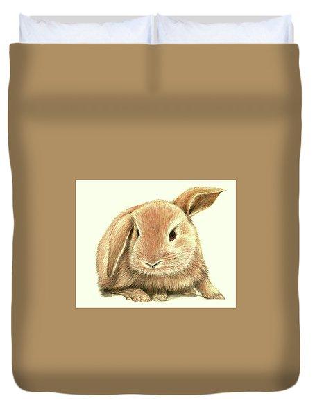 Sweet Bunny Duvet Cover
