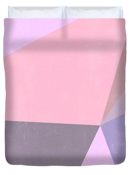 Sweet Collage Duvet Cover