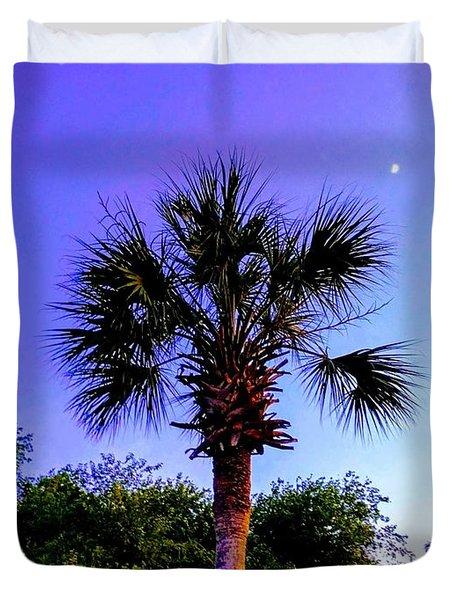 Sweet Dreams Carolinas Duvet Cover