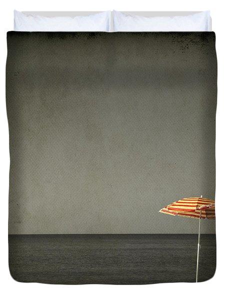 Sweet Escape Duvet Cover by Evelina Kremsdorf