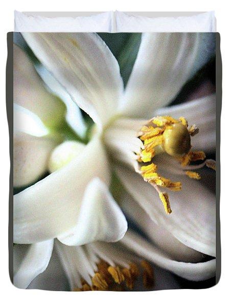 Sweet Fragrance 2 Duvet Cover