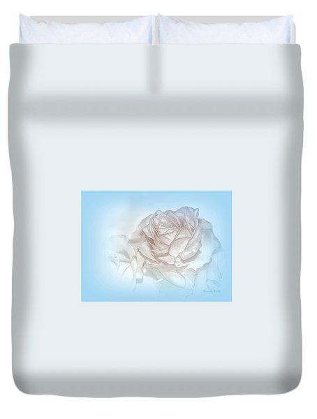 Sweet Fragrance Duvet Cover