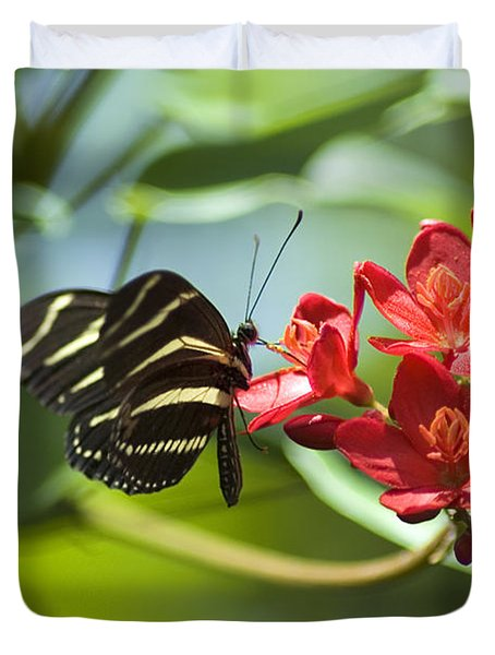 Sweet Nectar Duvet Cover
