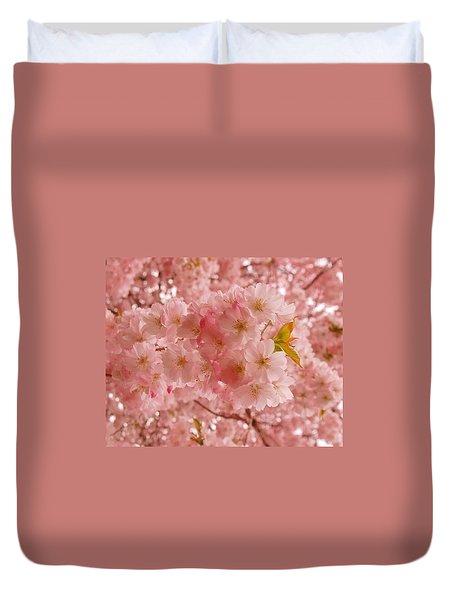 Sweet Pink- Holmdel Park Duvet Cover