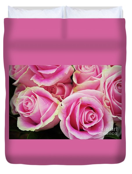 Sweet Rose For All The Lovely Ladies Who Comment On My Work Duvet Cover