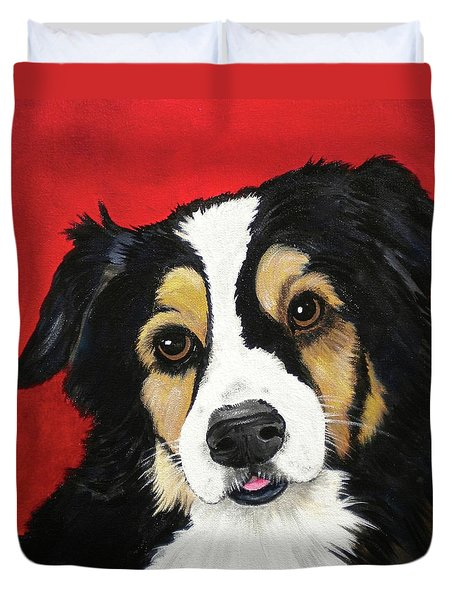 Sweet Scout Duvet Cover
