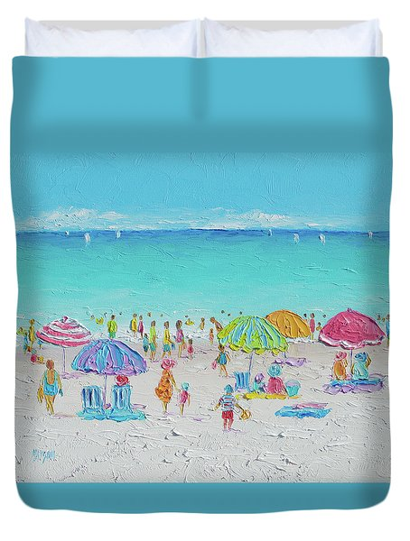 Sweet Sweet Summer Duvet Cover