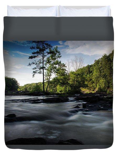 Sweetwater Creek 1 Duvet Cover