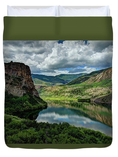 Sweetwater Lake 2 Duvet Cover