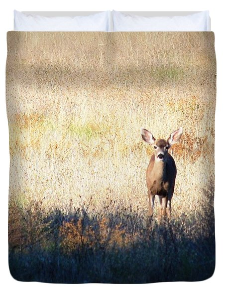 Sycamore Grove Series 2 Duvet Cover by Carol Groenen