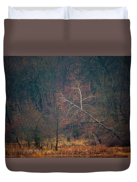 Sycamore Inclination Duvet Cover