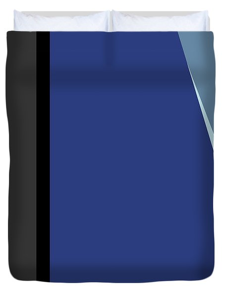 Symphony In Blue - Movement 3 - 1 Duvet Cover