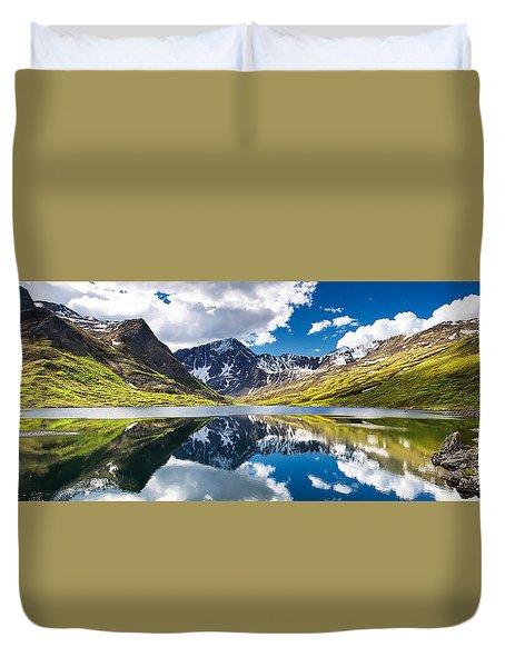 Symphony Lake  Duvet Cover
