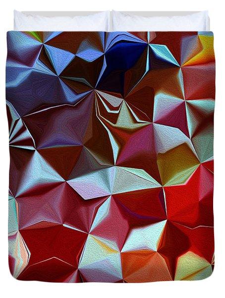 Symphony Duvet Cover by Leo Symon