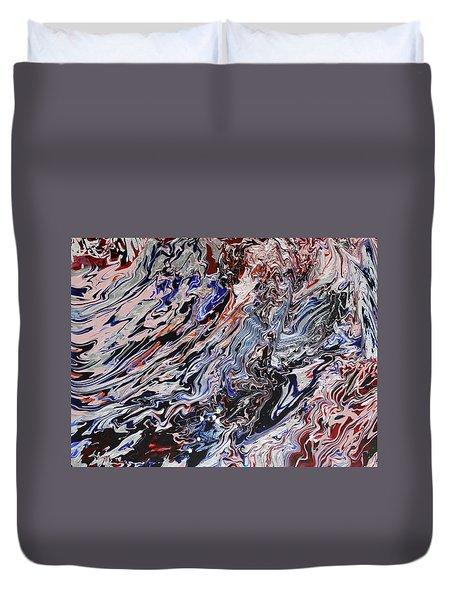 Synchronize Duvet Cover