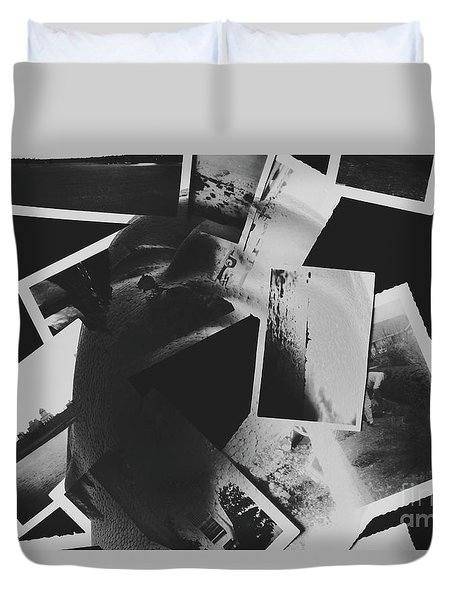 Systematic Recollection Of Memories Duvet Cover