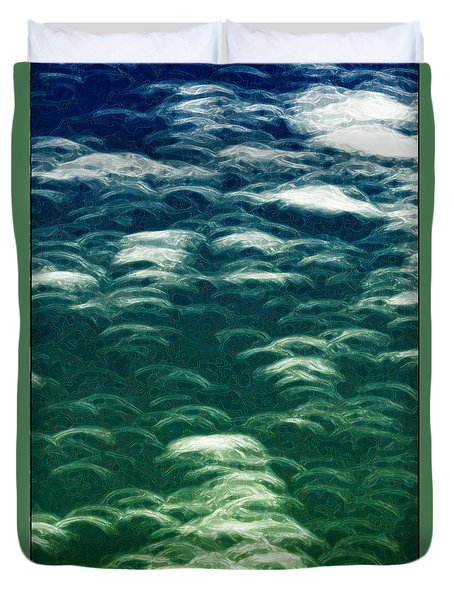 Syzygy Duvet Cover