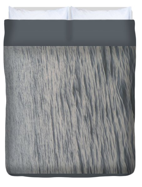 Tagus River In Lisbon Duvet Cover