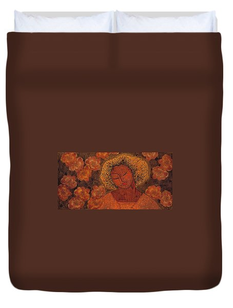 Tahitian Dreams Duvet Cover