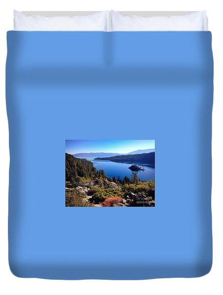 Tahoe Duvet Cover