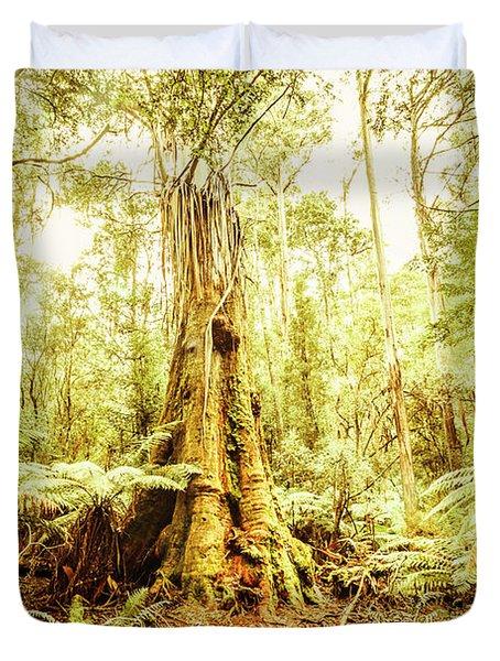 Tahune Forest Reserve Duvet Cover
