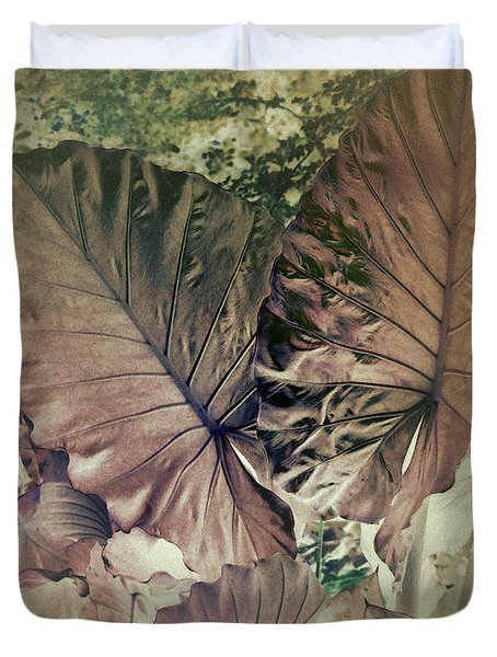 Tai Giant Abstract Duvet Cover