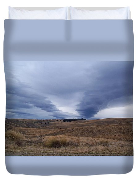 Taieri Pet Duvet Cover