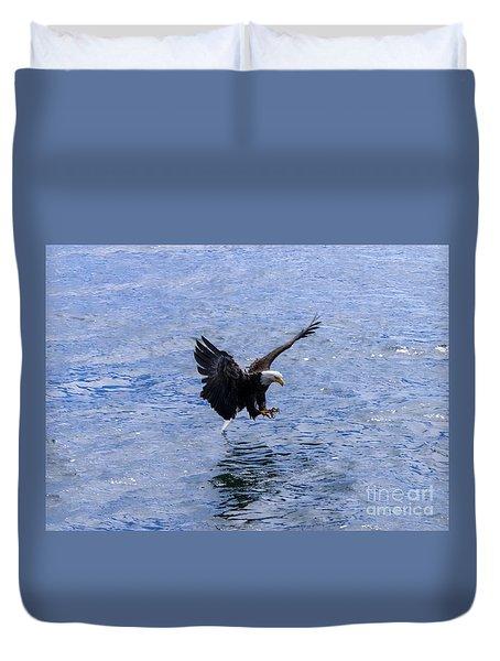Tail Landing Duvet Cover