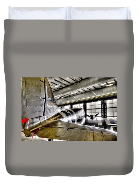 Tail Wind Duvet Cover