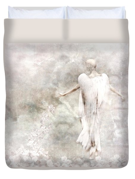 Take Me Home Duvet Cover by Jacky Gerritsen