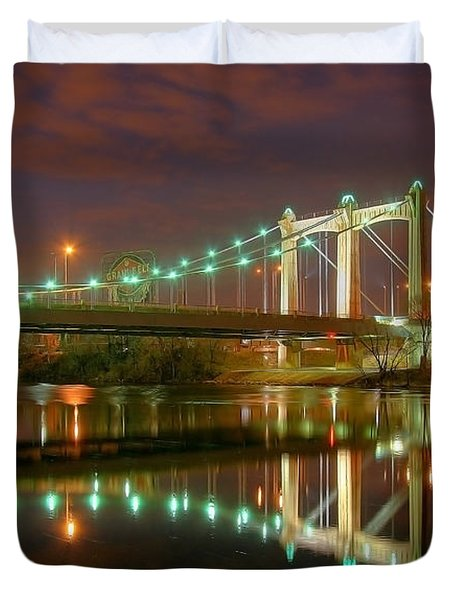 Take Me To The River Duvet Cover